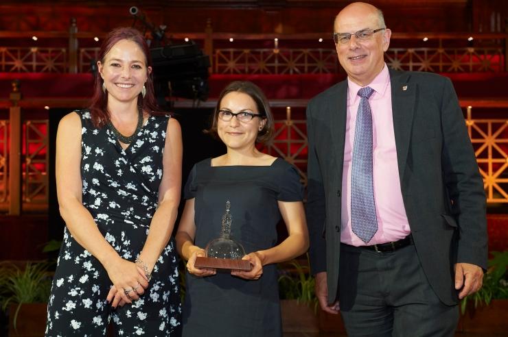 Founders ECR award
